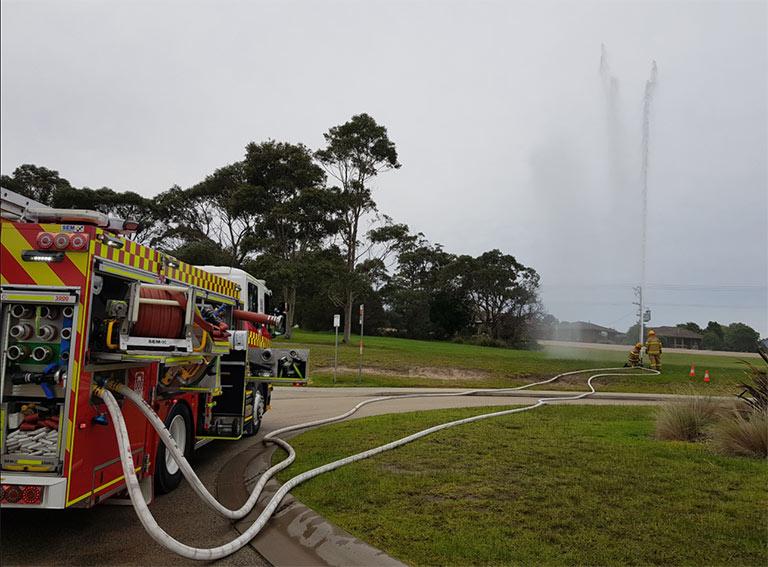 Lakes Entrance Fire Brigade